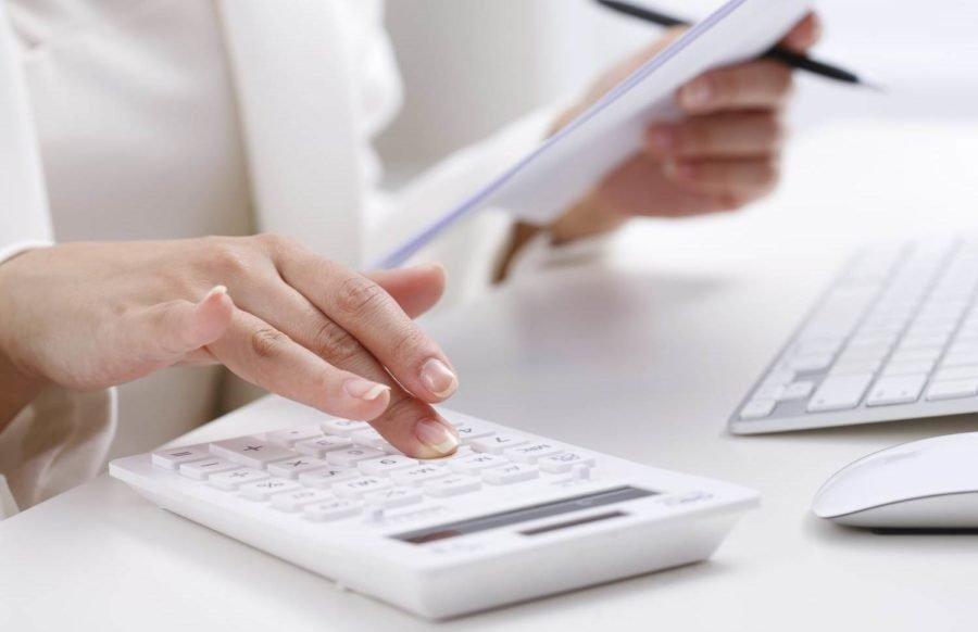 Подсчет налогового вычета
