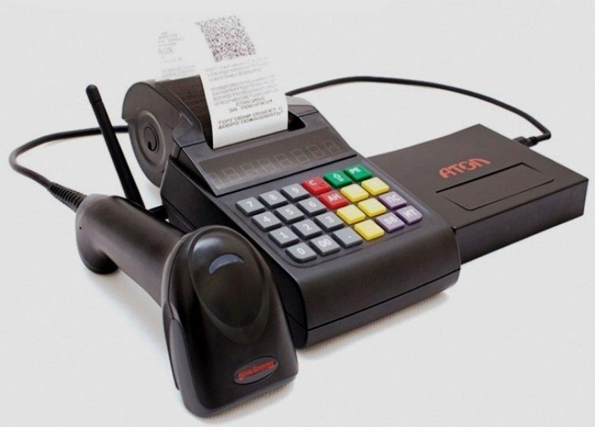 Печать чеков в онлайн кассе