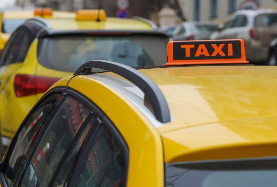 Перевозка пассажиров в такси