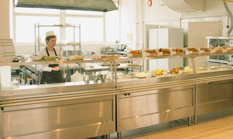 Столовые и кафе без наемных работников