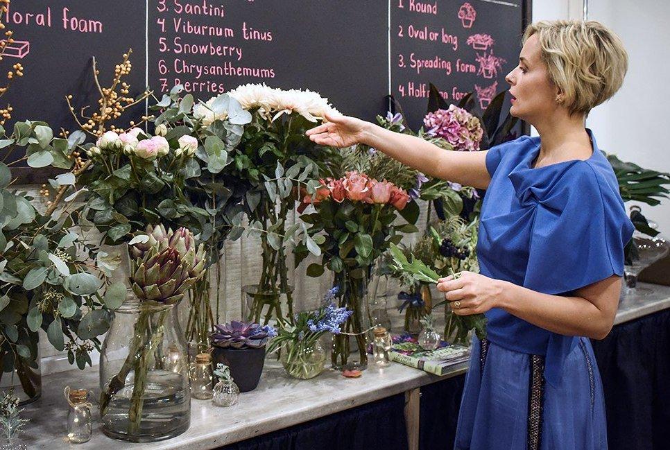 Онлайн касса для магазина цветов