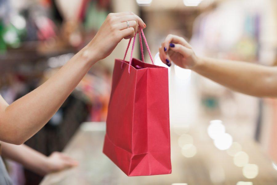 Купить товар в магазине в кредит