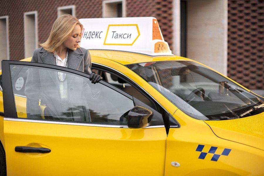 Работать в перевозках Яндекс.Такси