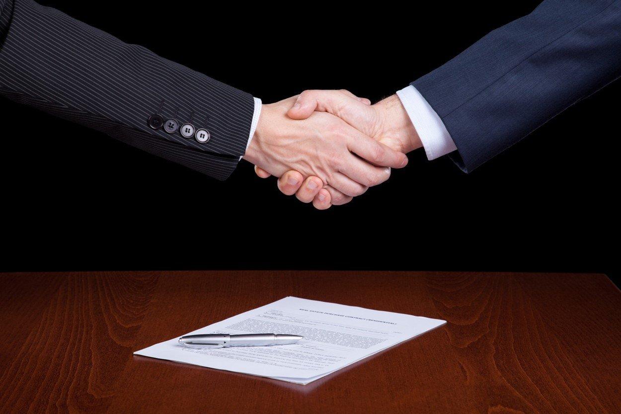 Подписать договор с самозанятым