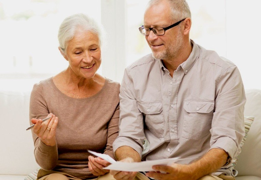 Самозанятые пенсионеры