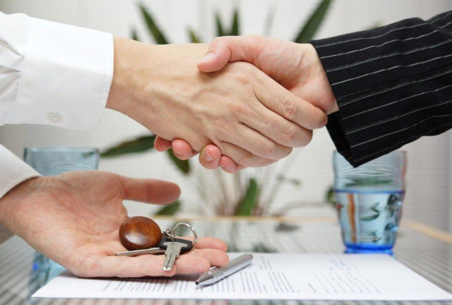 Сдавать имущество в аренду