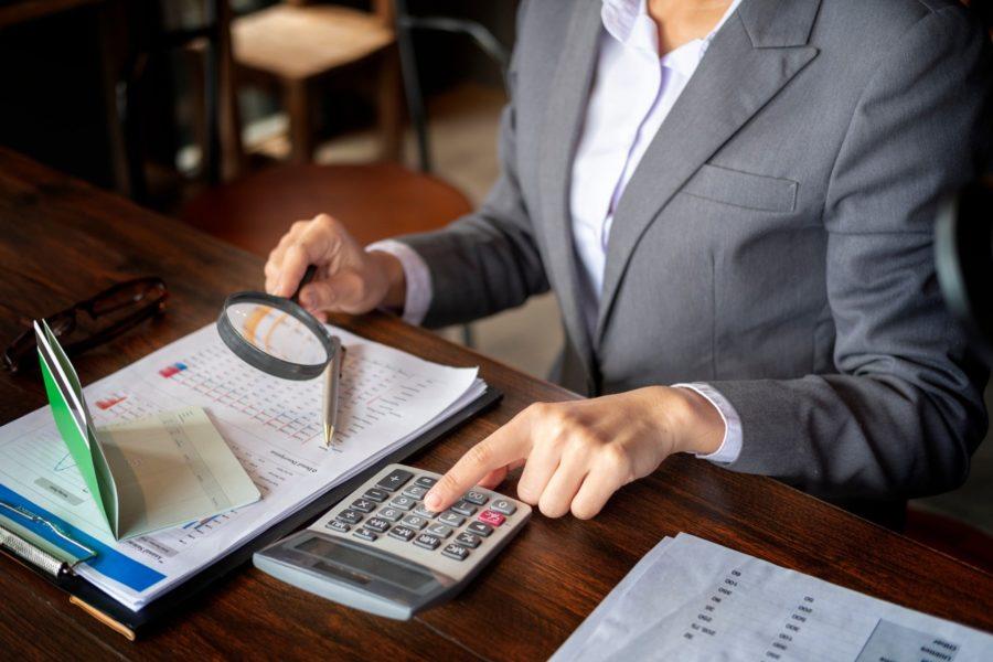 У предпринимателя возникает задолженность
