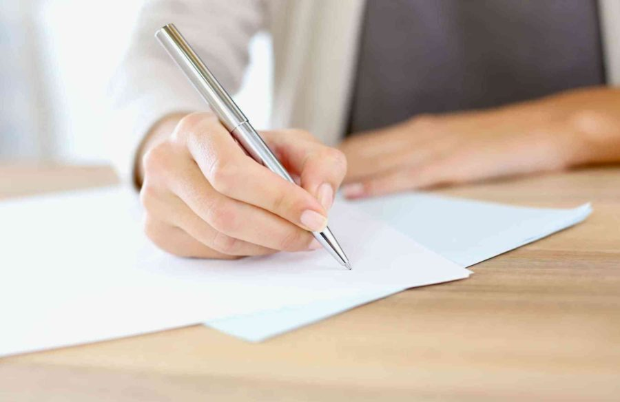 Написать обращение в налоговую