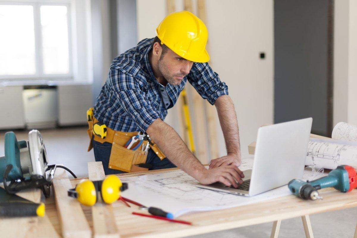 Оказание строительных услуг