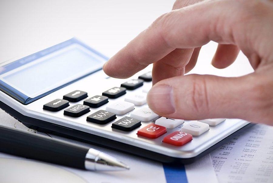 Подсчет тарифов для предпринимателя