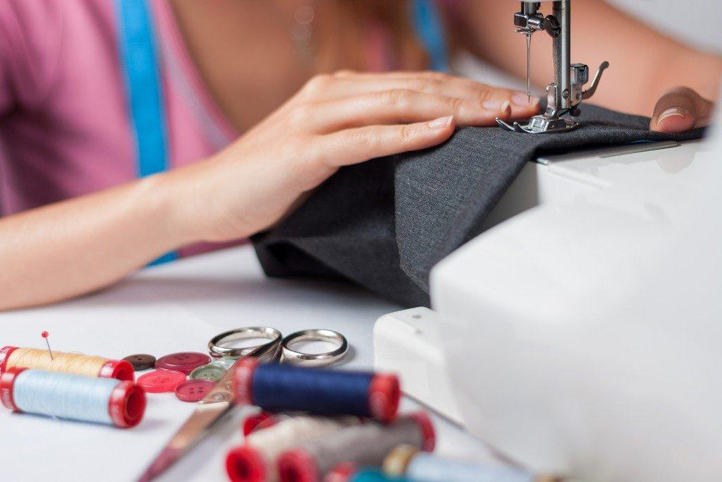 Пошив и ремонт одежды самозанятым