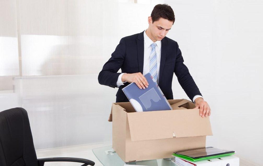 Предупредить о ликвидации и увольнении