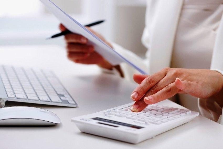 Рассчитать налог предпринимателю