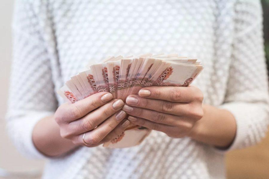 Перевод денег на счета физлиц