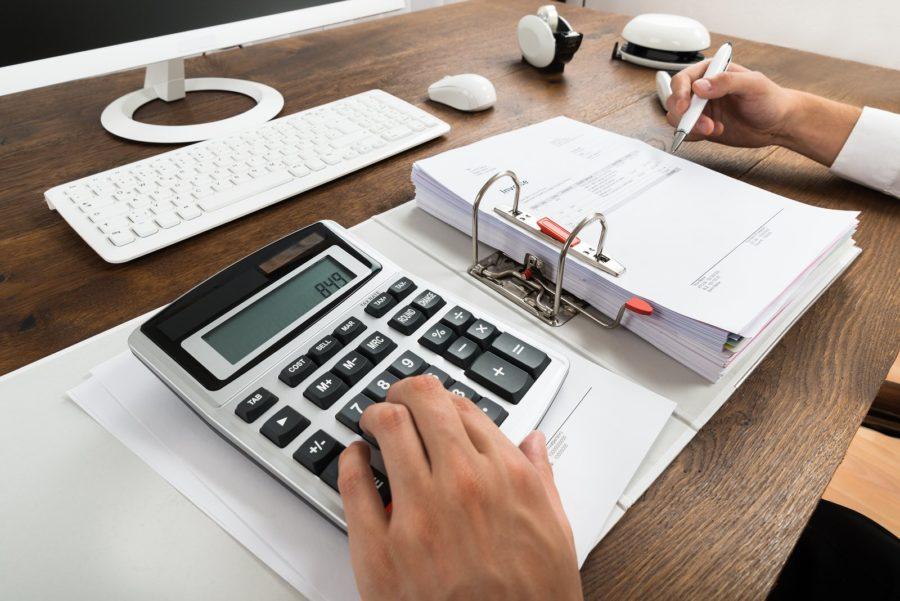Суммируются доходы и расходы