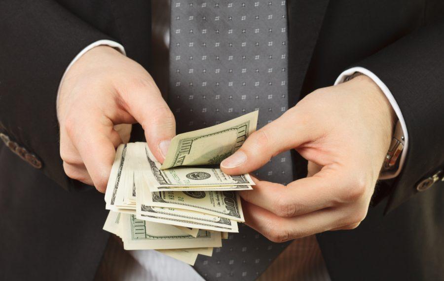 Полученные авансы учитываются как доходы