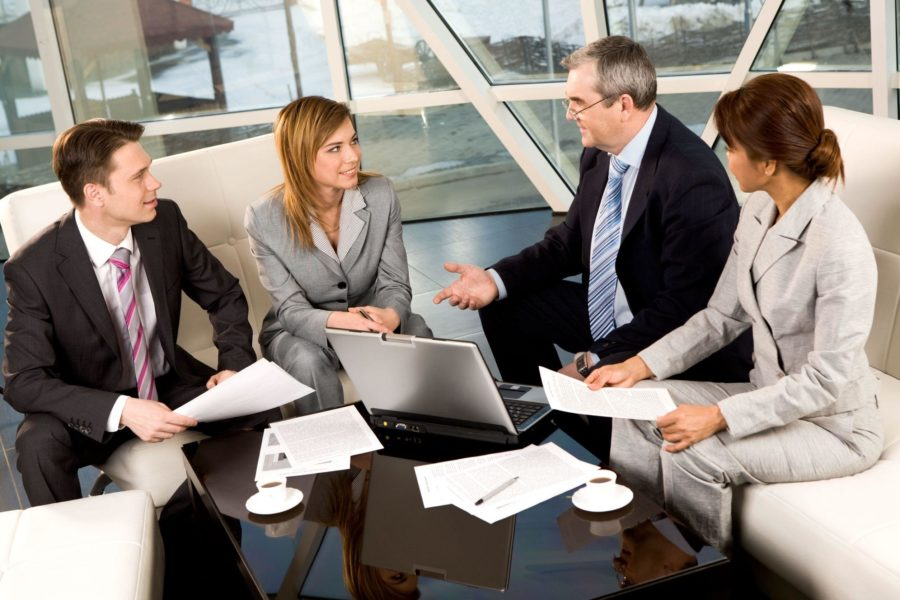 Планируются деловые отношения
