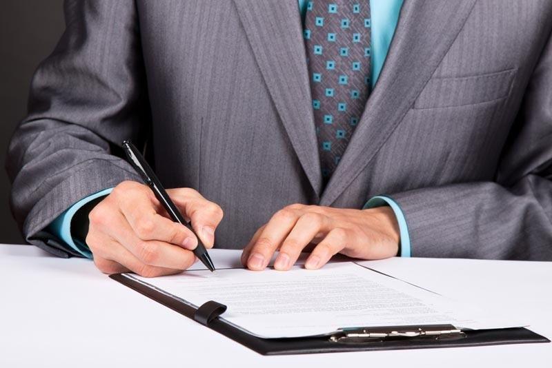 Составление гражданского соглашения