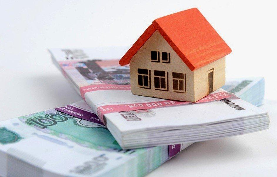 Оплата налога на имущество