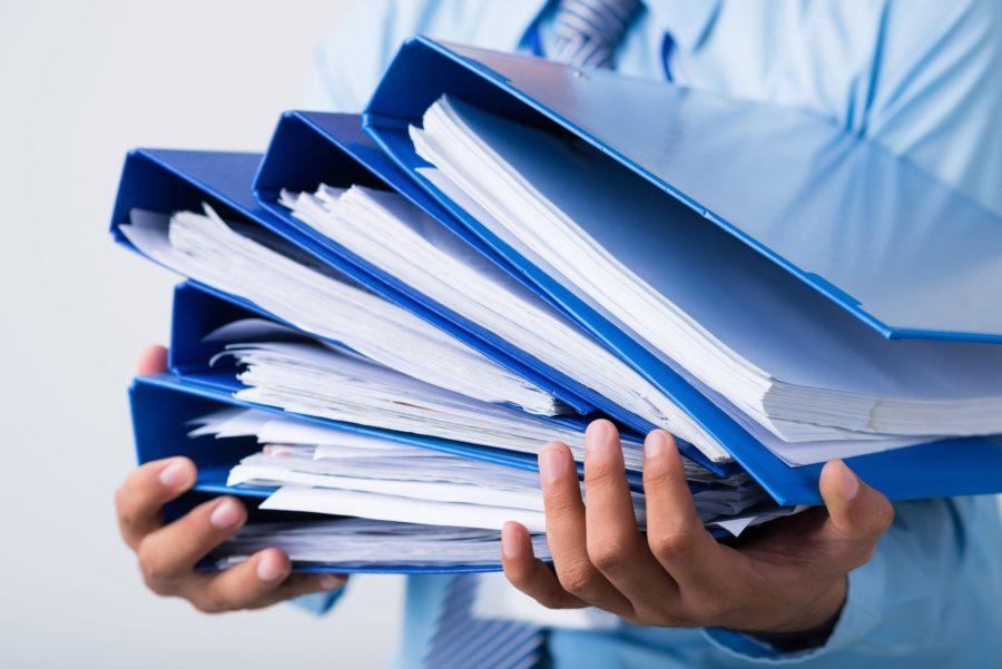 Подготовленная документация для фонда