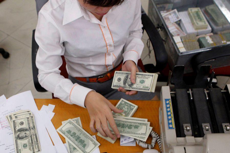 Внесение денег через кассу