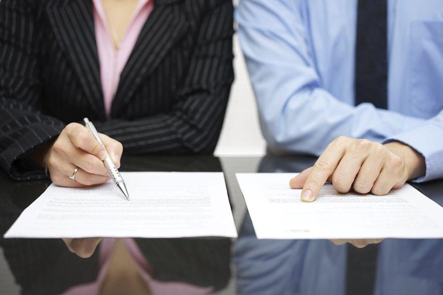 Договор составляется в письменной форме