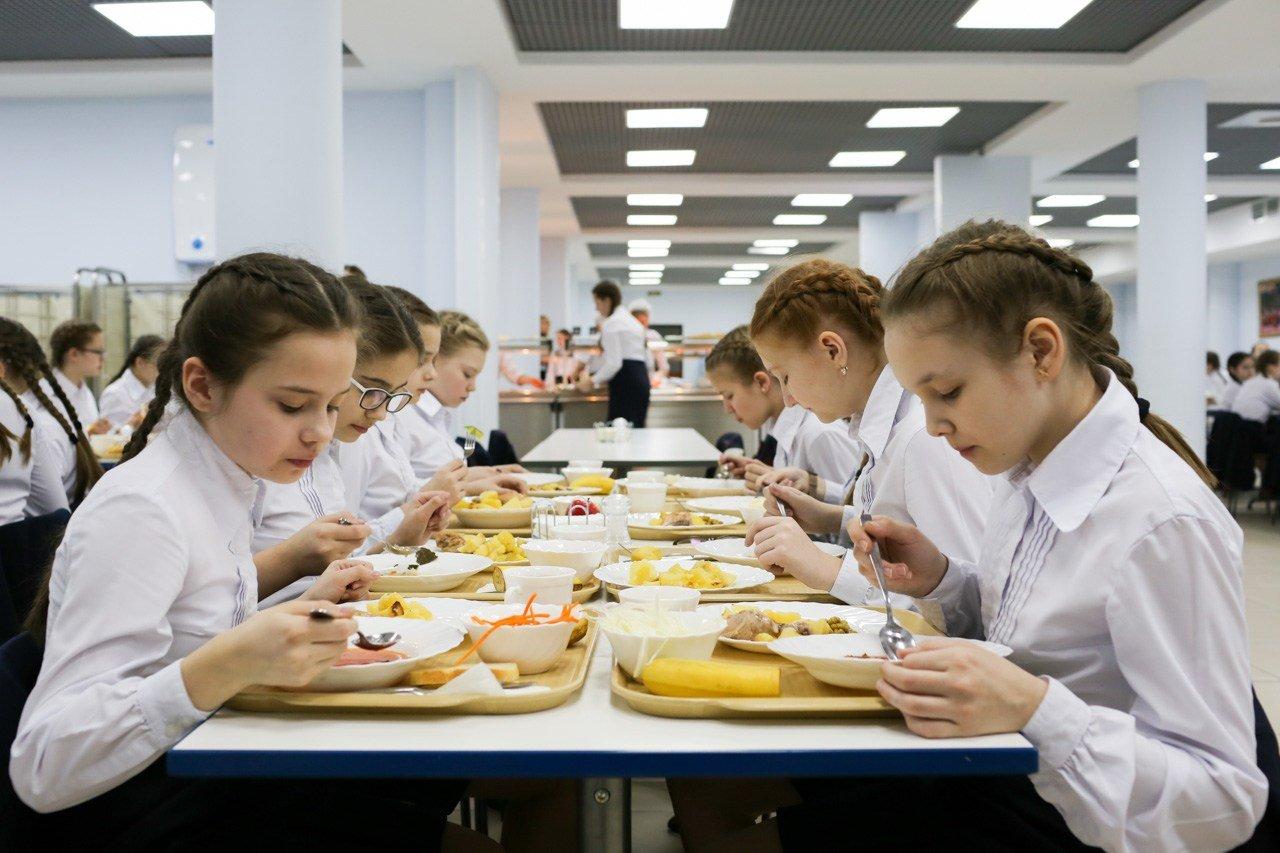Общественное питание в школе